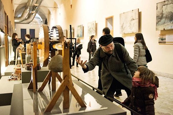 Museo Nazionale Scienza e Tecnologia Leonardo da Vinci